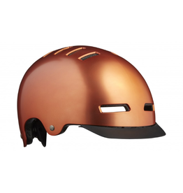Lazer Helmet Street Deluxe - Copper - Large