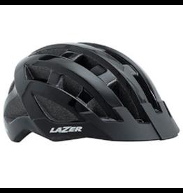 Lazer Helmet Compact - Black - Unisize