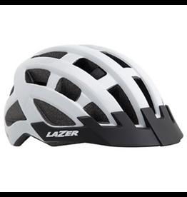 Lazer Helmet Compact - White - Unisize