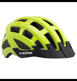 LAZER Lazer Helmet Compact -  Yellow - Unisize