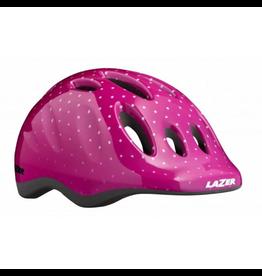 Lazer Helmet MAX + - Pink Dots