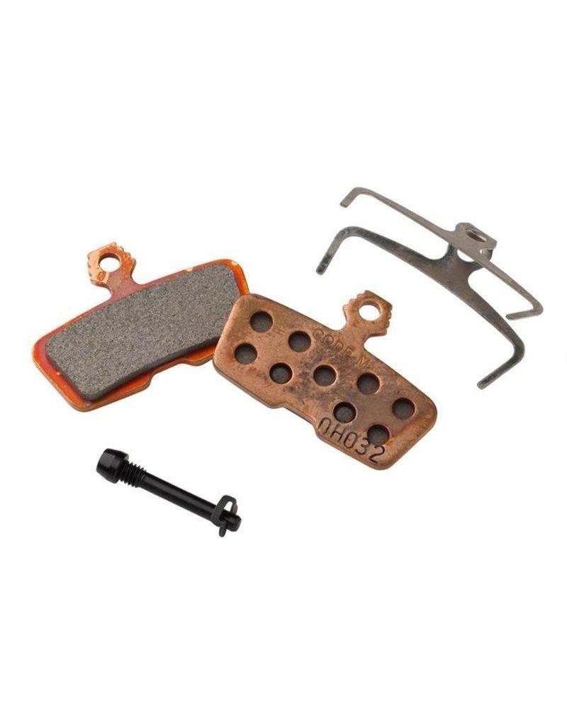 SRAM Avid MY11+ Code Brake Pad - Metal
