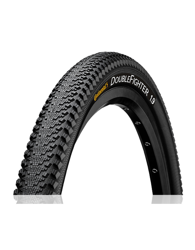 Continental Double Fighter III Tyre - 700x37