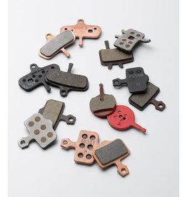 Sram Code Guide Brake Pad Organic w Steel Backing Plate