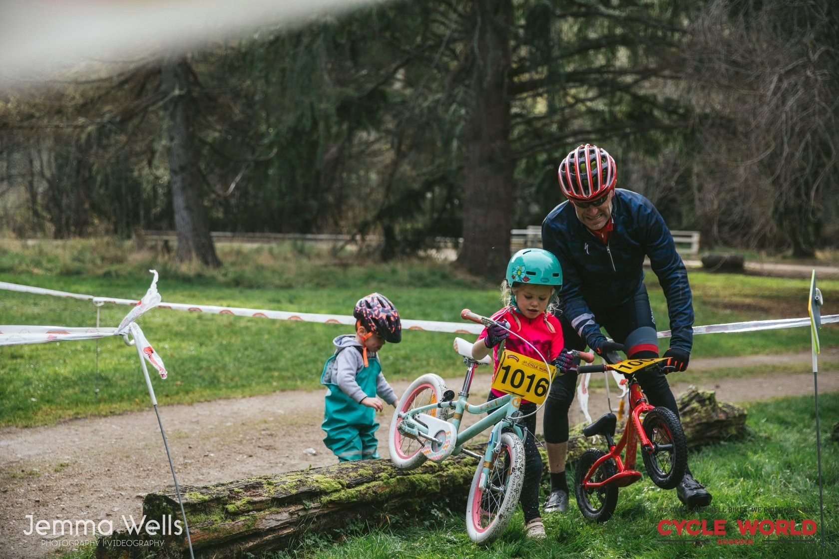 Dunedin Cyclocross Series: RACE 1: Waiora Scout Camp - 12 JULY 2020