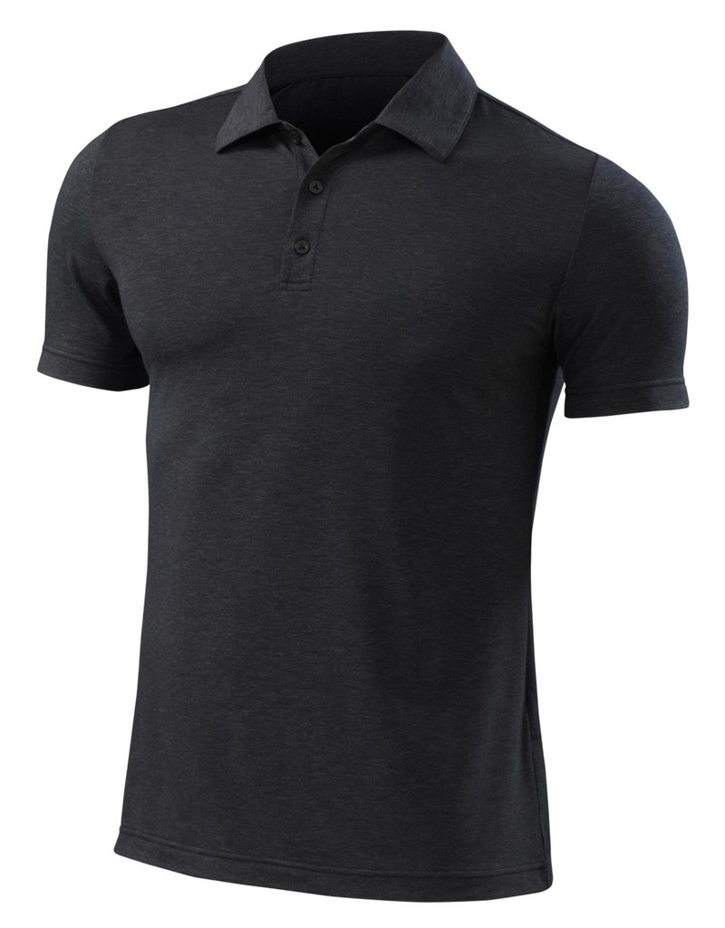 Specialized Utility Polo - Black Heather
