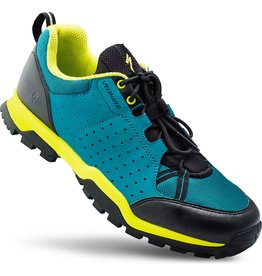Specialized Women's Tahoe Mountain Bike Shoes - Light Turquoise / Black