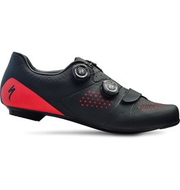 Specialized Torch 3.0 Road Shoes - Black / Red