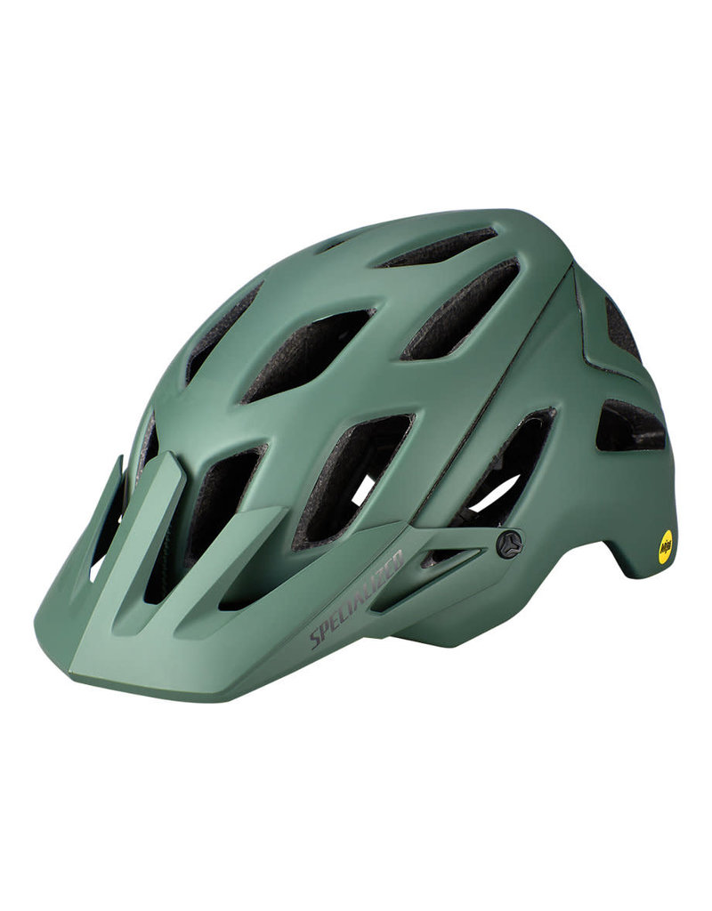 Specialized Ambush Helmet - ANGi/MIPS - Sage Green -