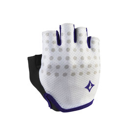 Specialized Women's Grail Gloves White / Indigo X-Large