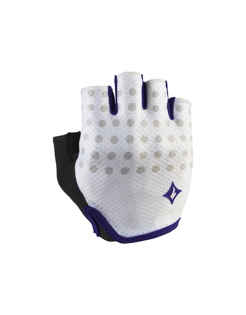 Specialized Women's Grail Gloves - White / Indigo X-Large