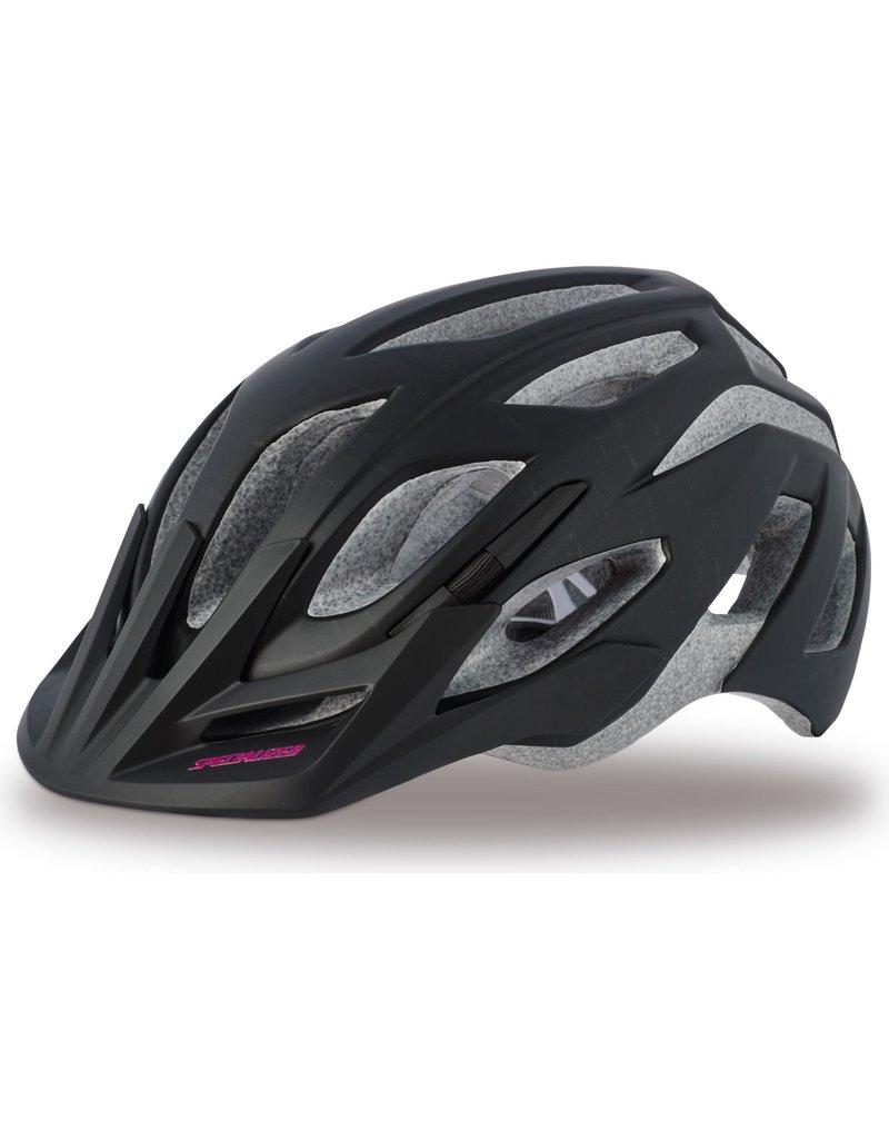 Specialized Women's Andorra Helmet - Black / Pink