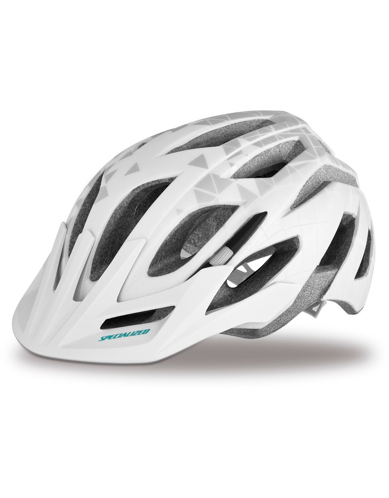 Specialized Women's Andorra Helmet - White / Emerald