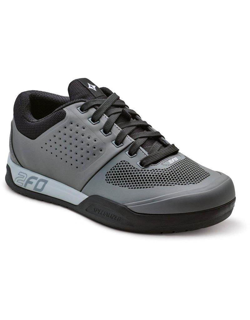 Specialized Women's 2FO Flat Mountain Bike Shoes - Dark Grey