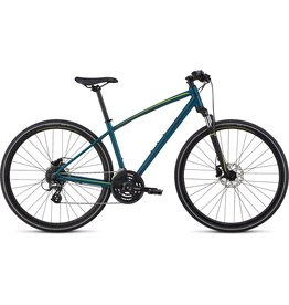 Specialized Ariel Hydraulic Disc - Tropical Teal / Limon Reflective X-Small