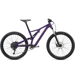 Specialized Stumpjumper ST Alloy 27.5 - Satin Gloss / Plum Purple / Acid Lava