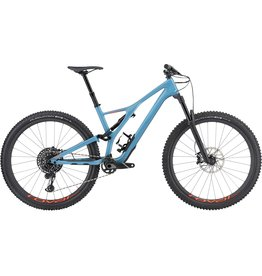 Specialized Stumpjumper Expert 29 - Gloss Storm Grey / Rocket Red