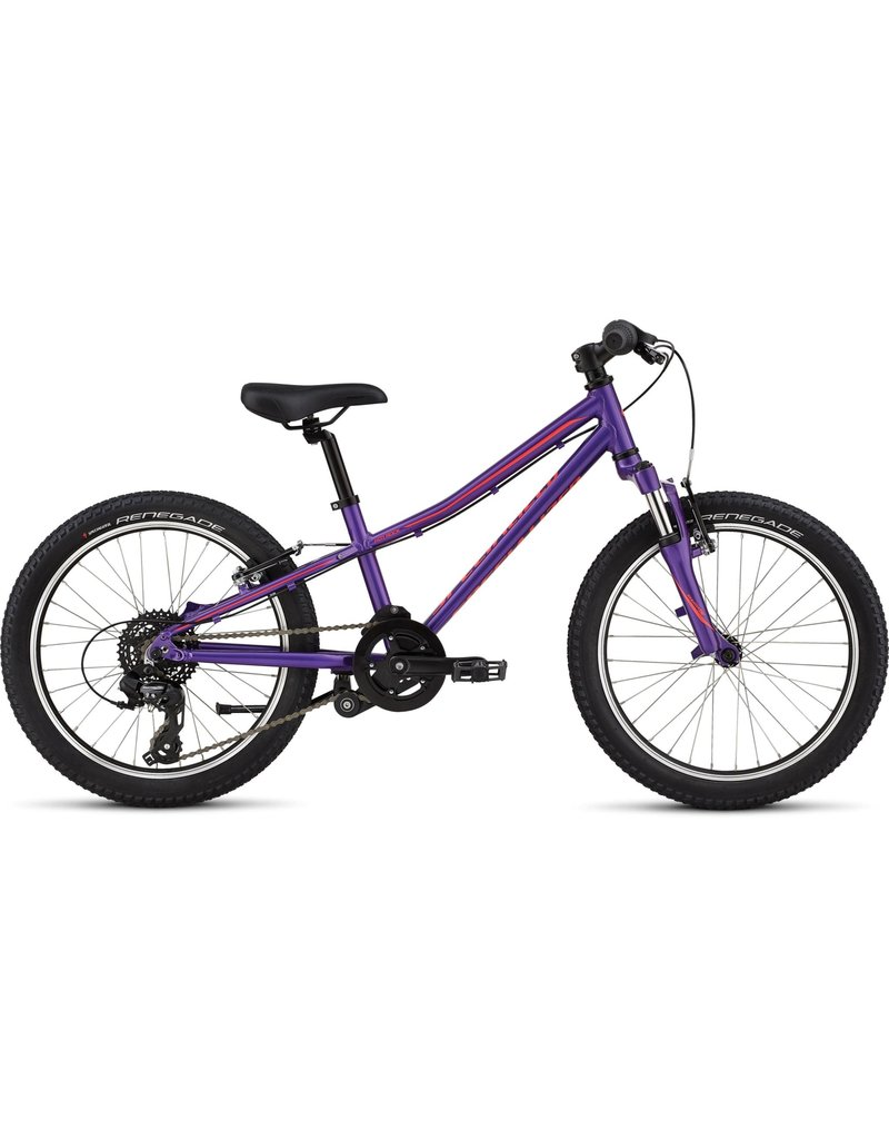 "Specialized Hotrock 20"" - Purple Haze / Black / Acid Red"