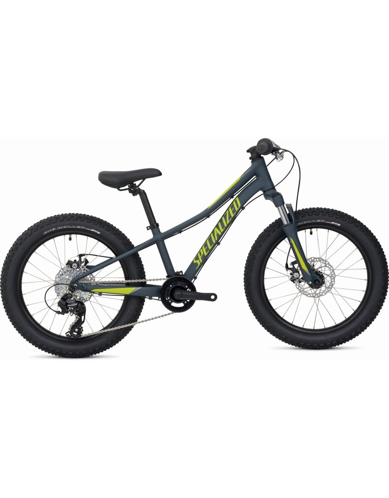 """Specialized Riprock 20"""" - Carbon Grey / Hyper / Cool Grey"""