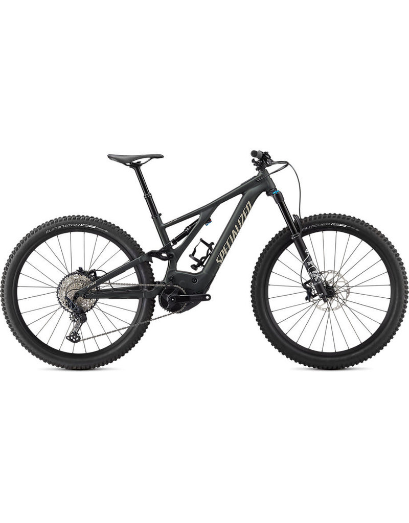 Specialized Turbo Levo Comp - Oak Green Metallic / Black / Mountain White