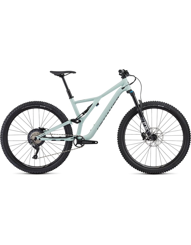 Specialized Stumpjumper ST Comp 29 - White Sage / Black