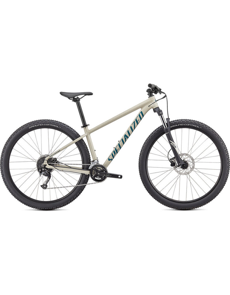 Rockhopper Sport 27.5 - Gloss White Mountain / Dusty Turquoise