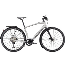 Specialized Turbo Vado SL 5.0 - Brushed Aluminium / Black Reflective