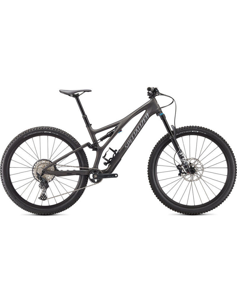 Stumpjumper Comp Carbon - Satin Smoke / Cool Grey / Carbon