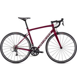Specialized Allez E5 - Gloss Raspberry / Metallic White Silver