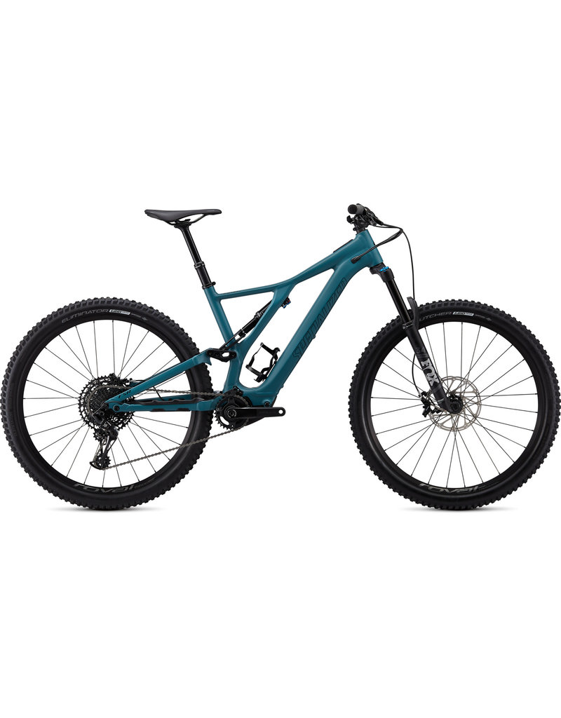 Specialized Turbo Levo SL Comp Dusty Turquoise / Black