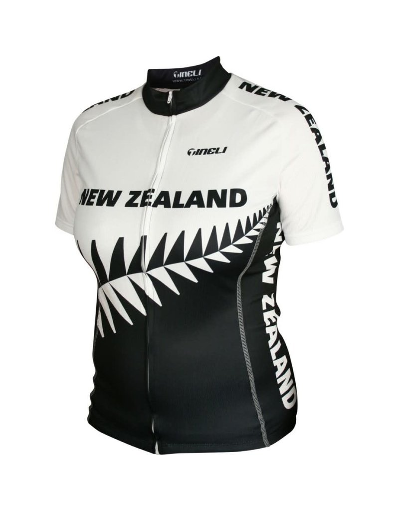 Tineli Women's New Zealand Jersey