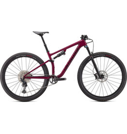 Specialized Epic Evo - Gloss Raspberry / Tarmac Black -