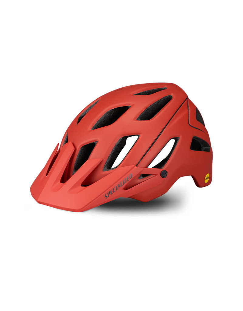 Specialized Ambush Helmet - ANGi/MIPS - Redwood/Gunmetal -