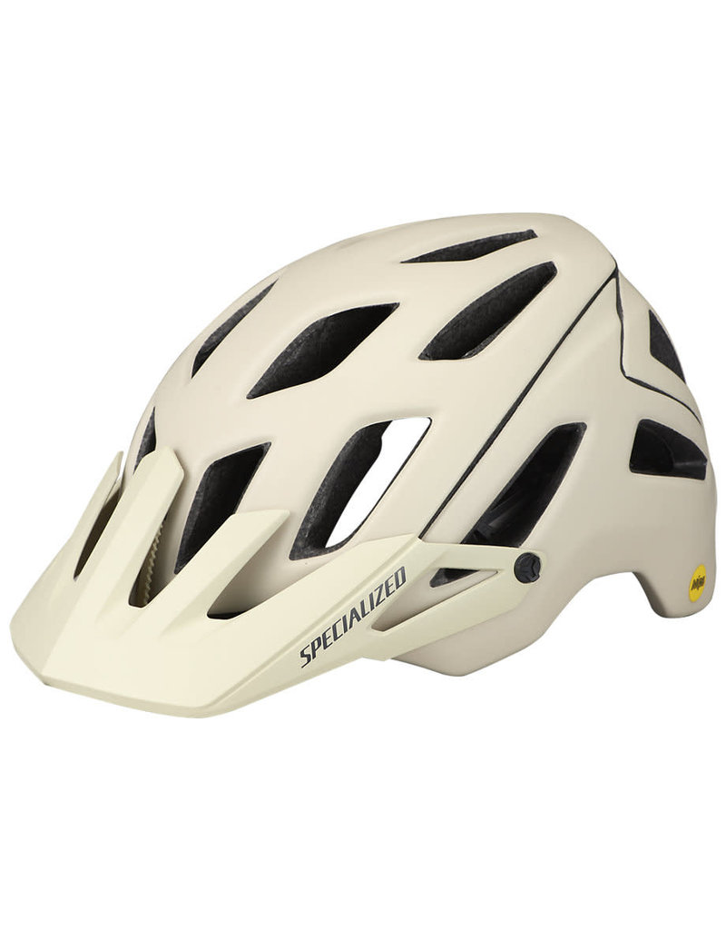 Specialized Ambush with ANGi / MIPS - White Mountain / Gunmetal -