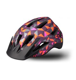 Specialized Shuffle Child Helmet with LED and MIPS - Cast Berry Geo