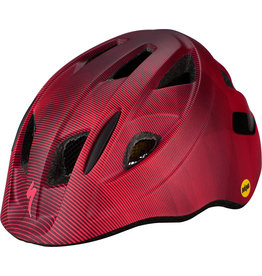 Specialized Mio Toddler Helmet with Magnetic Buckle and MIPS - Berry / Acid Pink Refraction