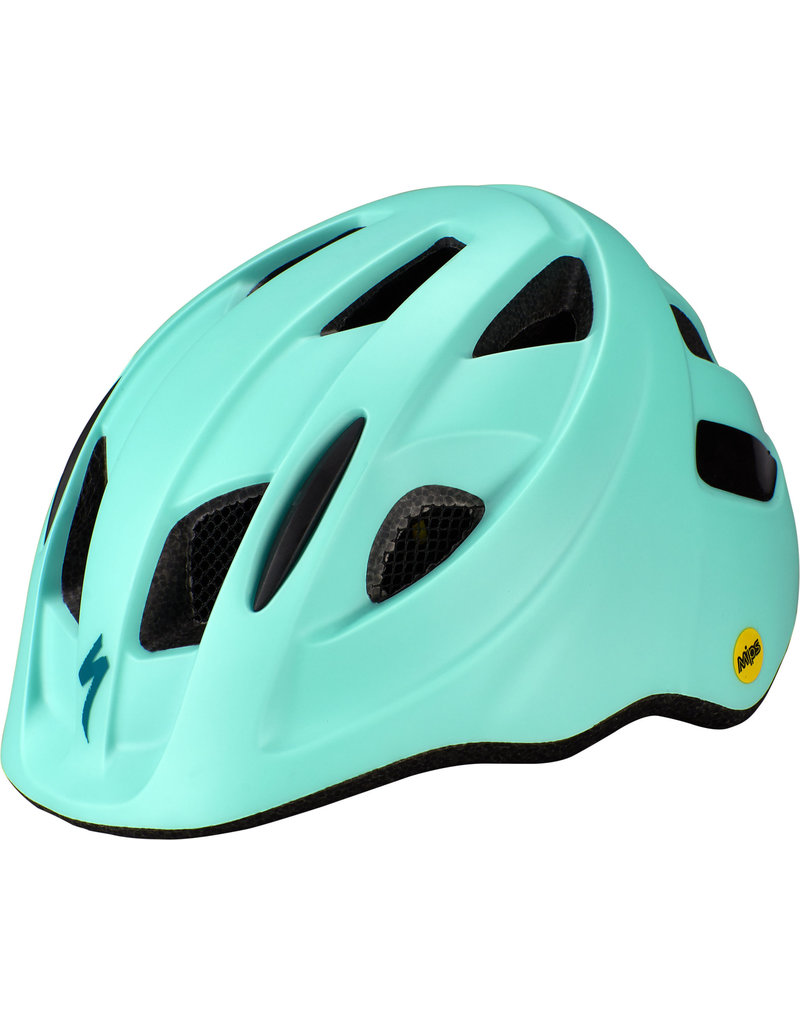 Specialized Mio Toddler Helmet with Magnetic Buckle and MIPS - Mint