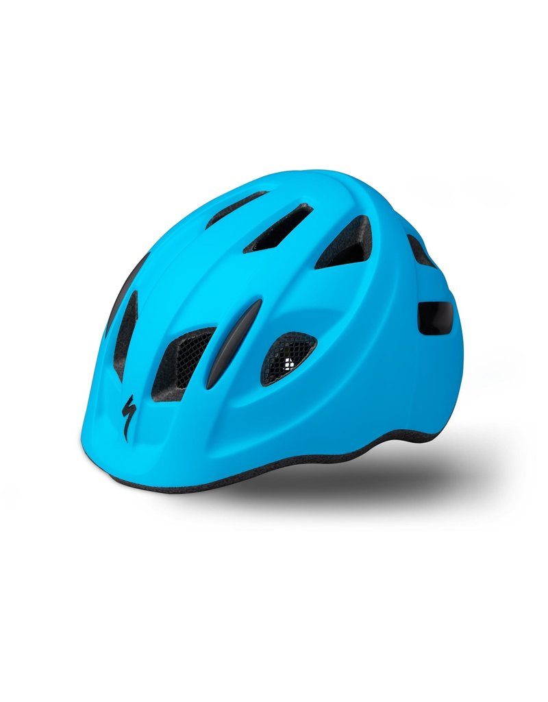 Specialized Mio Toddler Helmet with Magnetic Buckle and MIPS - Nice Blue