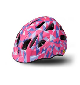 Specialized Mio Toddler Helmet with Magnetic Buckle and MIPS - Pink Geo
