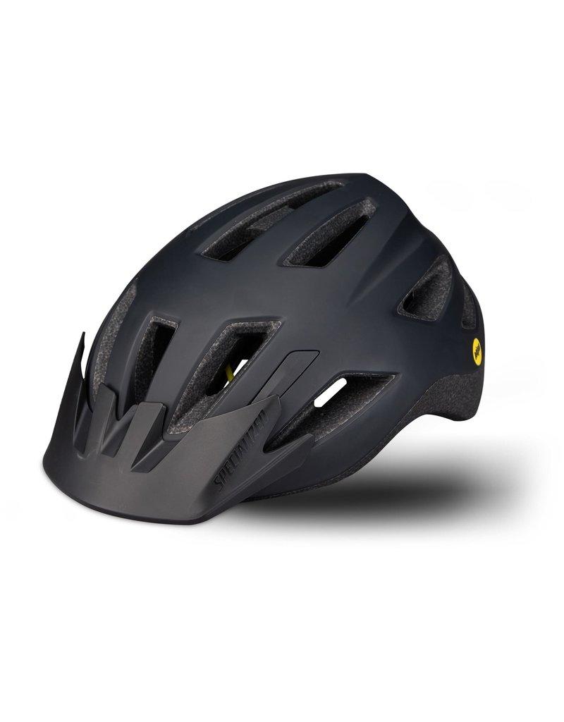 Specialized Shuffle Youth Helmet - LED/SB/MIPS -  Black