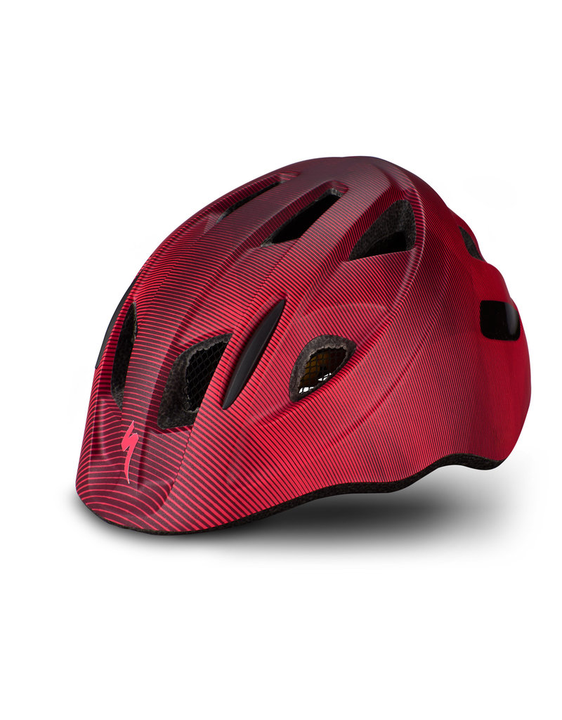 Specialized Mio Toddler Helmet - Cast Berry / Acid Pink Refraction
