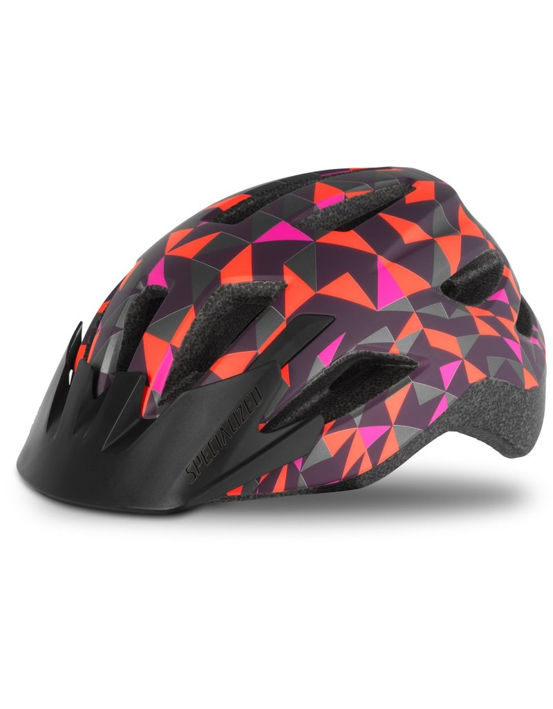 Specialized Shuffle Child Helmet - Cast Berry Geo