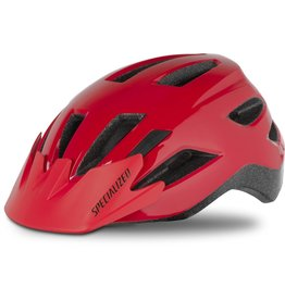 Specialized Shuffle Youth Helmet - Flo Red