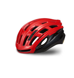 Specialized Propero III Helmet - ANGi/MIPS - Flo Red / Tar Black