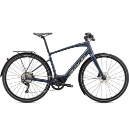 Specialized Turbo Vado SL 4.0 EQ - Navy / White Mountains Reflective
