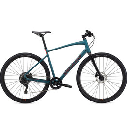 Specialized Sirrus X 2.0 Dusty Turqouise / Black / Rocket Red