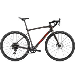 Specialized Diverge Base Carbon - Gloss Smoke / Redwood / Chrome / Clean