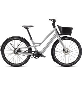 Specialized Turbo Como SL 5.0 - Brushed Silver / Transparent -
