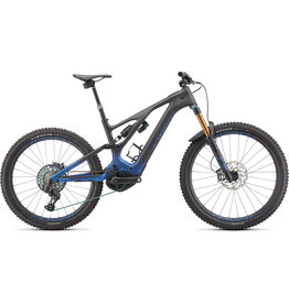Specialized S-Works Turbo Levo - Blue Ghost Gravity Fade/ Black / Light Silver