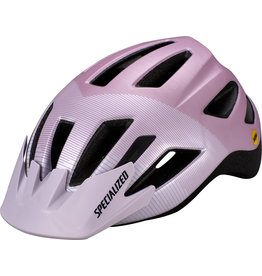 Specialized Shuffle Youth Helmet - UV Lilac / Dusty Lilac Accel
